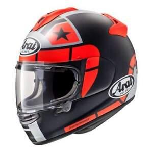 Arai Chaser-X Maverick GP Frost Large Helmet RRP $799.95
