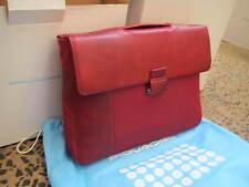 Piquadro PQ7 Red Slim Briefcase, organized, one compartment CA1620PQ/R