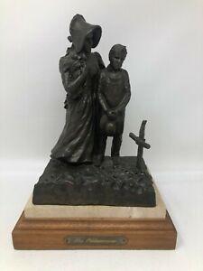 Clyde Doney Bronze Sculpture The Plainsman Limited Edition 16/50 1976