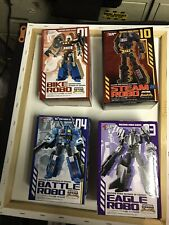 Machine Robo Series Gobots Lot By Action Toys