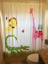 Potter Barn Kids Shower Curtain