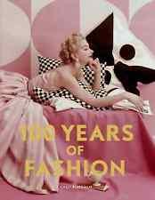 100 Years of Fashion, Cally Blackman