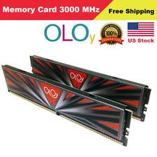 Oloy 288-Pin Ddr4 Ram 32Gb (2x16Gb) 3000 Mhz Desktop Gaming Udimm