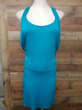 BCBG GENERATION  KRK6D587 Blue Dress Women's Size: 4 NWT