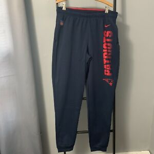 Nike New England Patriots Therma Fit On Field Joggers Pants Men's Size Medium