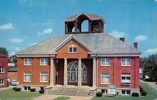 CAMPBELLSVILLE, KY  Kentucky    METHODIST CHURCH  Taylor County   1961 Postcard