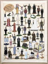 Max Dalton HORROR MOVIE POSTER Evil Dead PENNYWISE Kubrick SHINING Mondo Print