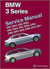 BMW 3 SERIES E93 CABRIOLET 325 328 330 335 i xi is Owners Repair Manual Handbook