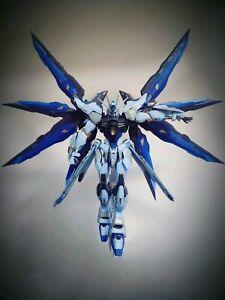 None bandai metal build MB MC de-active model strike freedom 1/100