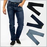 Men's Casual Denim Jeans Pant Straight Leg Regular Fit All Waist Sizes Pants