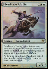 Paladin a la Lame d'Argent | Silverblade Paladin  VO - MTG Magic (Mint/NM)