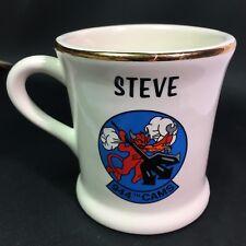 USAF Luke Air Force Base 944th Cams Coffee Tea Cup Mug - Bills Mug Shop - Gold