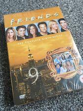 Friends - Series 9 - Complete (DVD, 2003, 3-Disc Set, Box Set)