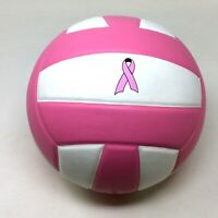Breast Cancer Awareness Volleyball Pink White Size 5 Official Anaconda F.I.V.B.