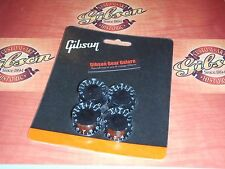Gibson Les Paul Knobs Speed Black Control Set Guitar Parts Custom ES R9 SG T HP