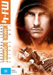 Mission Impossible - Ghost Protocol DVD