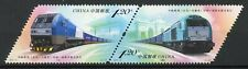 China Stamps 2019 MNH New Silk Route Trains Railways Rail JIS Spain 2v Set