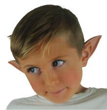 CHILDRENS ELF, PIXIE EARS FANCY DRESS SET POINTED EARS (10CM) NEXT DAY DISPATCH