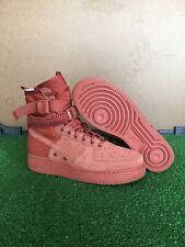 Nike SF Air Force 1 Dusty Peach Sneaker Boot 864024 204 Mens Size 11