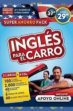 INGLES PARA EL CARRO / ENGLISH FOR THE CAR - AGUILAR (COR) - NEW BOOK