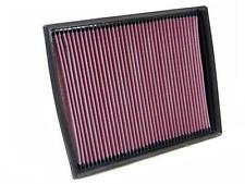 K&N Hi-Flow Performance Air Filter 33-2787 fits Holden Astra 1.8 i (AH),1.8 i