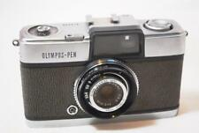 "[""RARE"" FIRST MODEL'59]""EXC+++"" Olympus Pen 35mm Half Frame Film Camera [WORKS]"