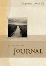 The Discipleship Journal Bible Reading Journal Discipleship Journal Studies