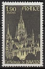 FRANCE TIMBRE NEUF  N° 1939 **  CATHEDRALE DE BAYEUX  XII° - XV° S