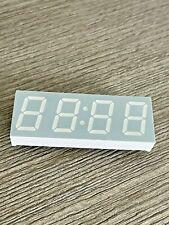 4pcs 3 12 Displays 7 Segment Numeric Led 056 Quad Green 12 Dip Cc Clock New
