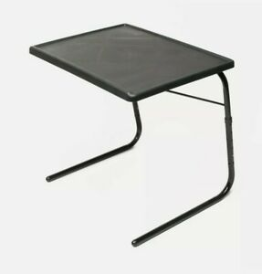 Table Mate XL Original TV Tray Table (Black) Excellent Condition!