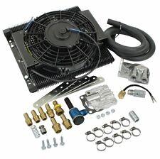 Empi 9248 Mesa Tru Cool 96 Plate Full Flow Oil Cooler Kit w/Electric Fan Vw Bug