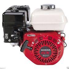 """Motor Honda GX200U Con Cigüeñal de 2 7/16 """"x 3/4"""" Para Compresores de Aire"""
