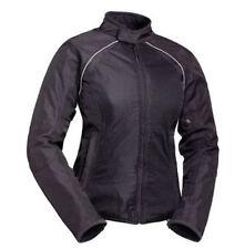 NEW BiLT Women Calypso Mesh Vented Motorcycle Jacket Black Armor (MSRP $149.99)