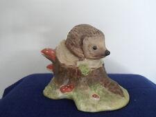 Little Acorns Pottery Staffordshire of Hedgehog