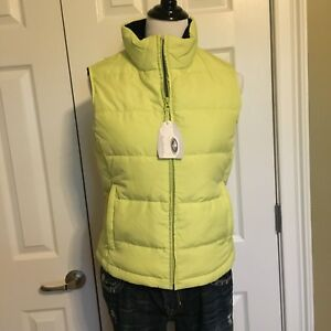 Women's ATHLETIC WORKS Down-filled Sleeveless Jacket - Sz S