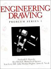 Engineering Drawing By Giesecke, Frederick E./ Mitchell, Alva/ Spencer, Henry...