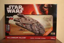 "Revell SnapTite Max ""Star Wars"" Millennium Falcon Plastic Model Kit - 85-1822"