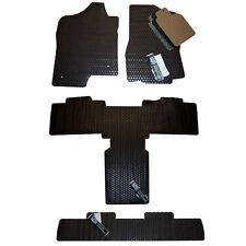 Cadillac Escalade ESV All Weather Floor Mats Set - Custom Fit - ESV Extended