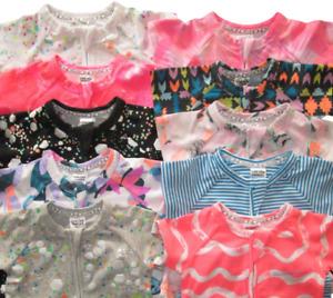BONDS Baby Boys Girls Bodysuit Zippy Wondersuit Romper Short Leg Sz 000 00 0 NEW