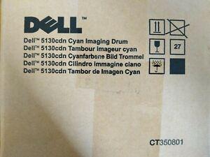 Genuine Dell 5130cdn Cyan Imaging Drum 5765dn CT350801