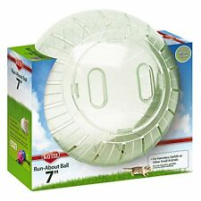 """Run-About 7"""" Hamster Exercise Ball, Moon Glow New"""