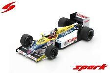Spark F1 Williams FW11 Nigel Mansell 1/43 Winner Belgium GP 1986