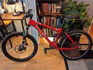 Trek Fuel EX 6 Fox Talas 36 Fork Mountain Bike