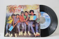 """45 RECORD 7""""- MUSICAL YOUTH - NEVER GONNA GIVE YOU UP   P/S"""