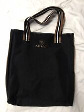Ariat Carryall Tote Horse Equestrian Black