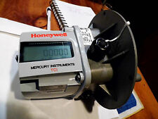 HONEYWELL MERCURY INSTRUMENTS TCI  natural gas rotary meter