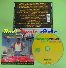 CD MONEY TALKS ALBUM compilation 1997 PUF DADDY LIL'KIM BARRY WHITE (C17) no mc