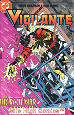 VIGILANTE  (1983 Series)  (DC) #9 Very Fine Comics Book