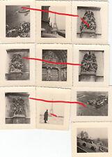 """2465, 10 x Foto Georg Reiter Nachlaß """" Frankreich Paris 1940 """" !"""
