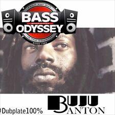 Buju Banton Bass Odyssey Dub Plates!   -  Reggae  DJ/Toasting Roots Rock ragga